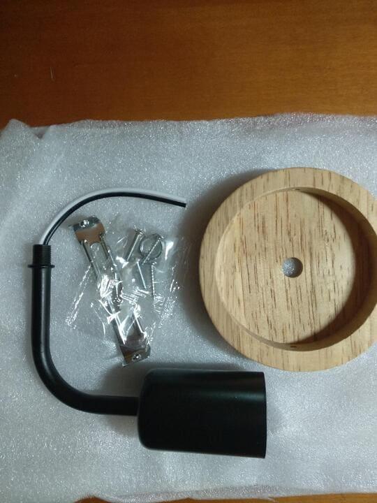 lampara base madera 1